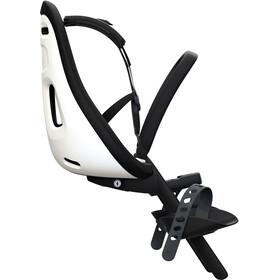 Thule Yepp Nexxt Mini Sillita de Bebé Montaje Delantero, negro/blanco